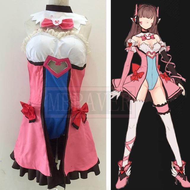 Kawaii girl cosplay