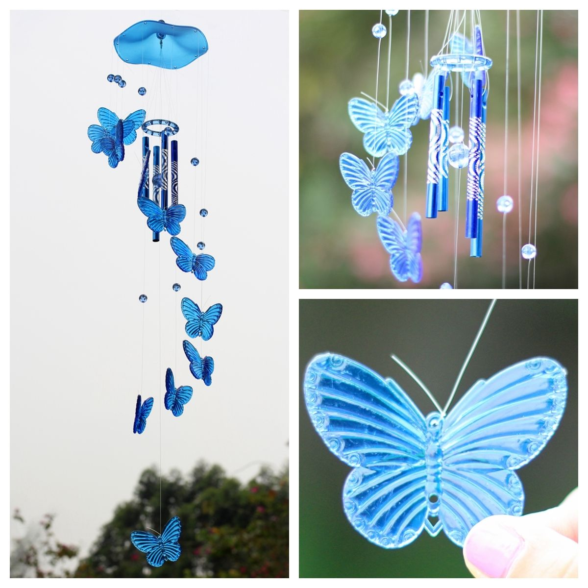 Wind Chime Bell Garden Ornament