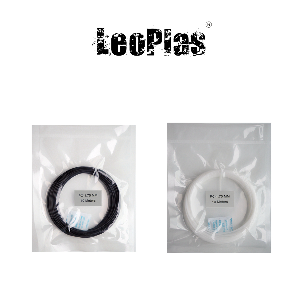 Free Shipping 1.75mm 10 Meters 30g Nylon PA Filament Sample For FDM 3D Printer Consumables Pen Material Printing Supplies