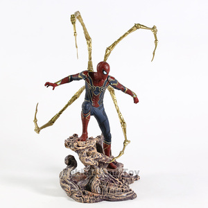 Image 3 - Iron Studios  Iron Spider PVC Statue Action Figure Collectible Model Toy
