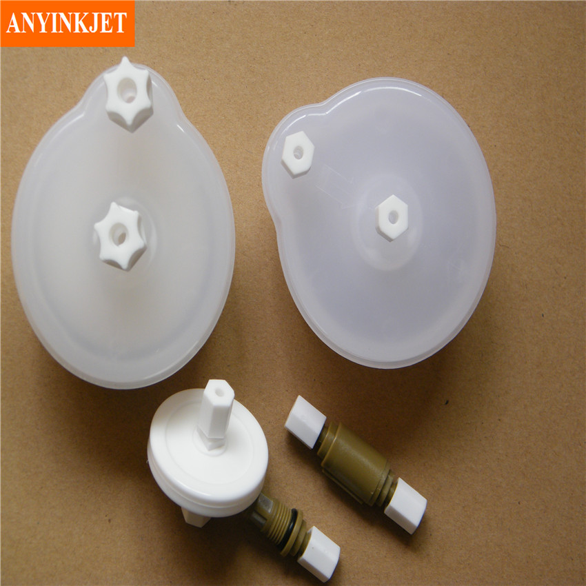 filter kits for Domino E50 A100 A200 A300 series Continious Ink Jet Coding Printer pump repair kit db pg0261 for domino a100 a200 a300 printer