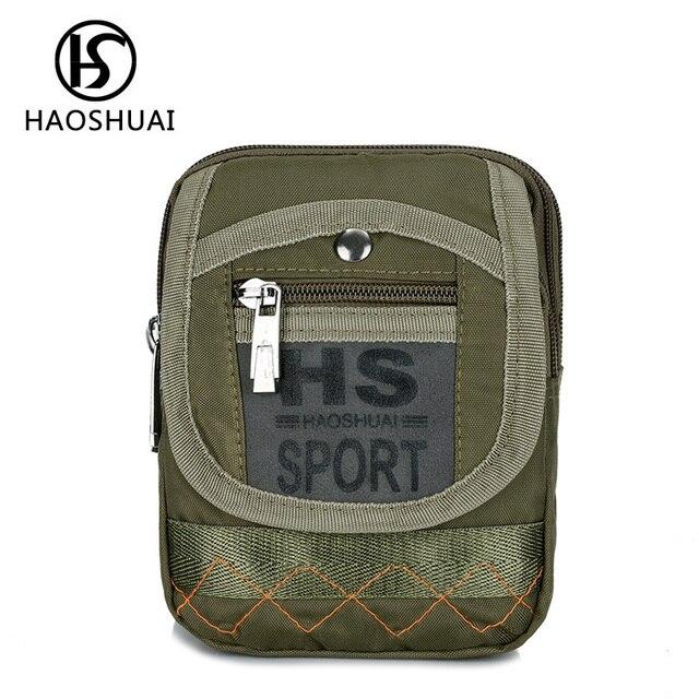 8d9e63c8c1cf male travel bag man mobile phone purse waterproof sling bag mens designer  money belt pouch mini shoulder crossbody bags for men