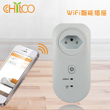Chitco Swiss wifi socket GS certification of quality assurance of Swiss WiFi mobile phone remote control socket smart home