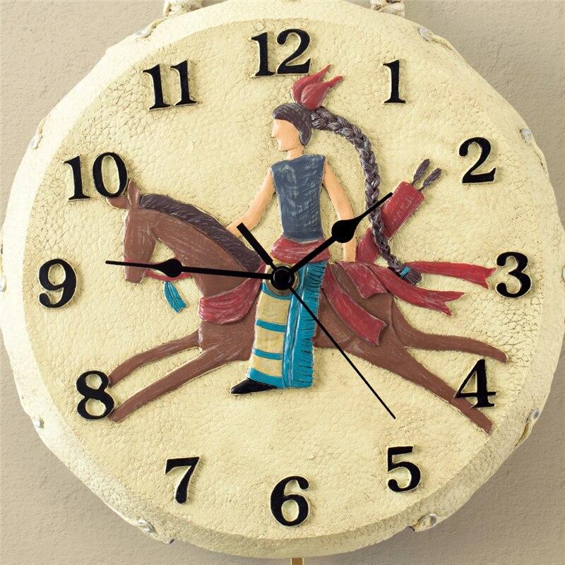 Electronic Wall Clock Modern Design Silent Relogio Parede Home Decor ...