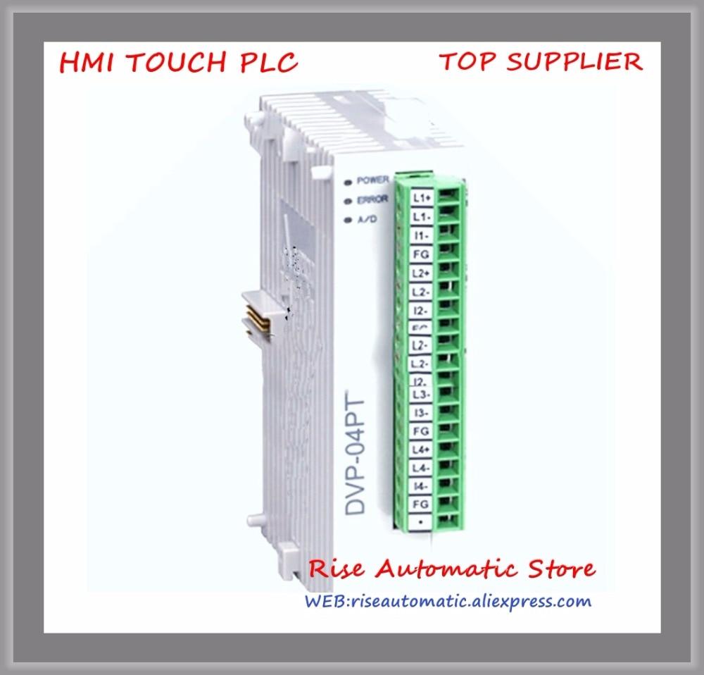 все цены на DVP04PT-S PLC 4 PT100 Module New Original онлайн