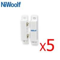 Hot Selling Wired Deur Detector  Gratis Verzending  Voor Thuis Alarmsysteem  Earykong Merk