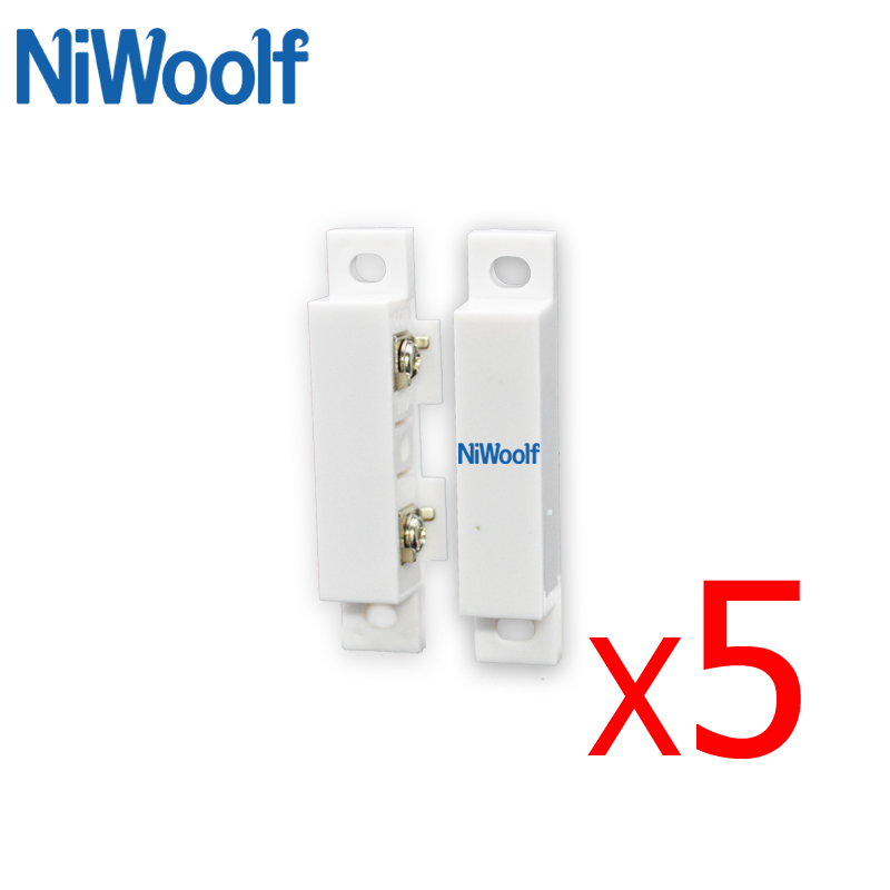 Hot Selling Wired Door Detector, Free Shipping, For Home Burglar Alarm System, Earykong Brand