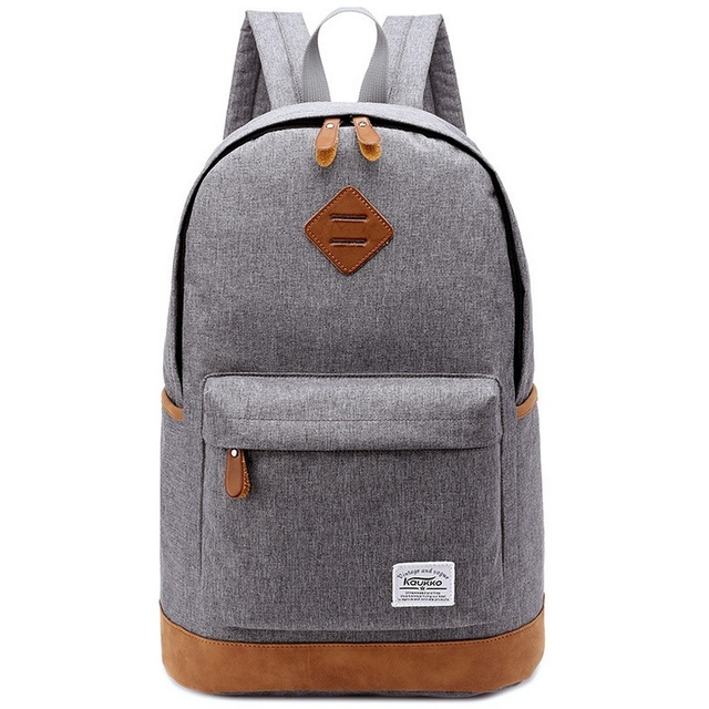 Classic College Students School Bags Large Capacity Oxford Girls Boys Laptop Backpack Day Pack Durable Book Bag Knapsack Bagpack