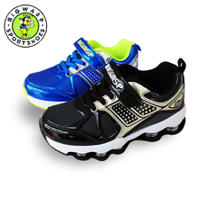 Супер качество 1 пара детская обувь, Мода 1 пара дети спортивные, Девочки / мальчика обувь