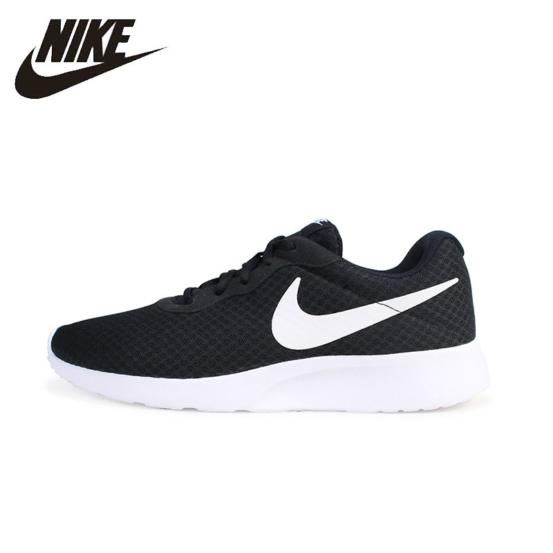 NIKE TANJUN Original Mens & Womens Running Shoes Stability Comfortable Mesh Breathable Sneakers For Mens And Womens Shoes nike original new arrival mens kaishi 2 0 running shoes breathable quick dry lightweight sneakers for men shoes 833411 876875