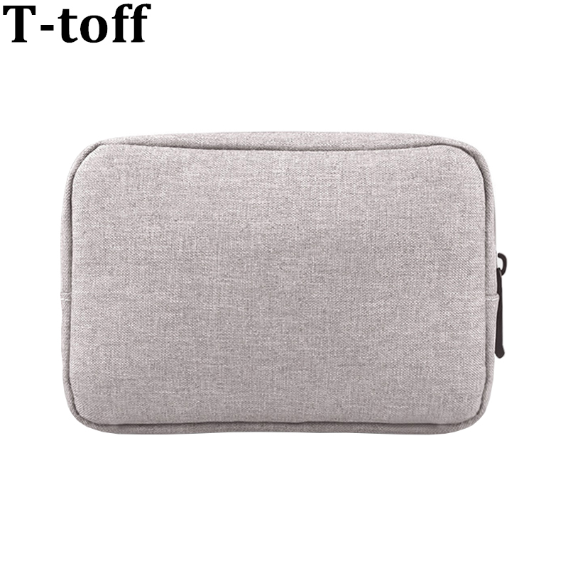 Unisex Electronic Accessories Travel Bag WaterProof Packing Organizer For Date Line SD Card USB Cable Digital Device Bag Pouch