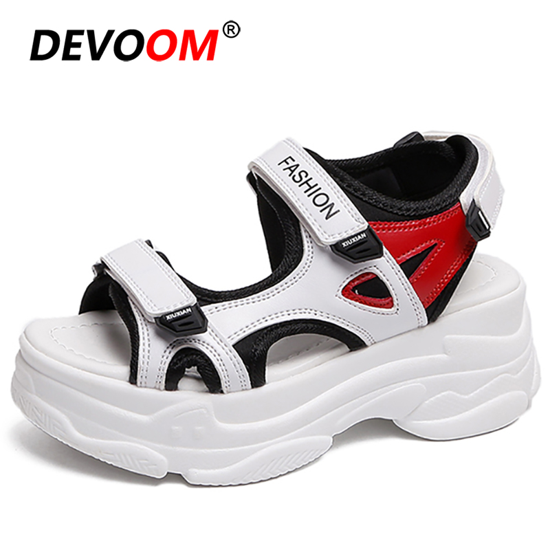Summer Outdoor Sandals Woman Breathable