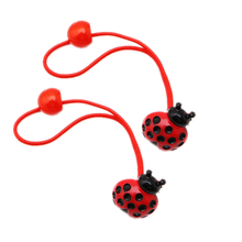 2Pcs Women Girl Hairstyle Tools Scarabs Elastic Hair Bands Hair Accessories