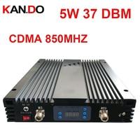 5 وات 37DBM 85dbi cdma مكرر AGC/MGC CDMA 800MHz مقوي إشارة CDMA 850MHZ مقوي مكرر معزز لا إنتر لمحطة القاعدة-في معززات الإشارة من الهواتف المحمولة ووسائل الاتصالات على