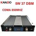 5w 37DBM 85dbi cdma Repeater AGC/MGC CDMA 800MHz Signal Booster CDMA 850MHZ BOOSTER Repeater no interfer to base station