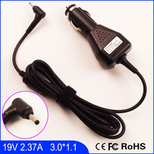 19 V 2.37A ordinateur portable voiture adaptateur DC chargeur pour Acer Spin 3 SP315 51, Spin 5 SP513 51 SF514 51, Swift 1 SF114 31, Swift 3 SF314 51