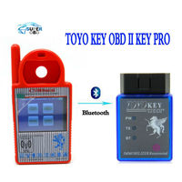 MINI CN900 PLUS TOYO KEY OBD II KEY PRO TOYO OBD Bluetooth interface with Smart CN900 Mini for toyota G with DHL free shipping