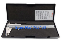 Discount! New 0-200mm /0-8″ vernier caliper measure tools cnc milling and lathe