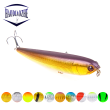 Купить с кэшбэком Pencil Topwater Fishing Lure 11cm 20g High Quality Crankbait Hard Bait Tight Wobbler Slow Floating Jerkbait Swimbait Wobblers