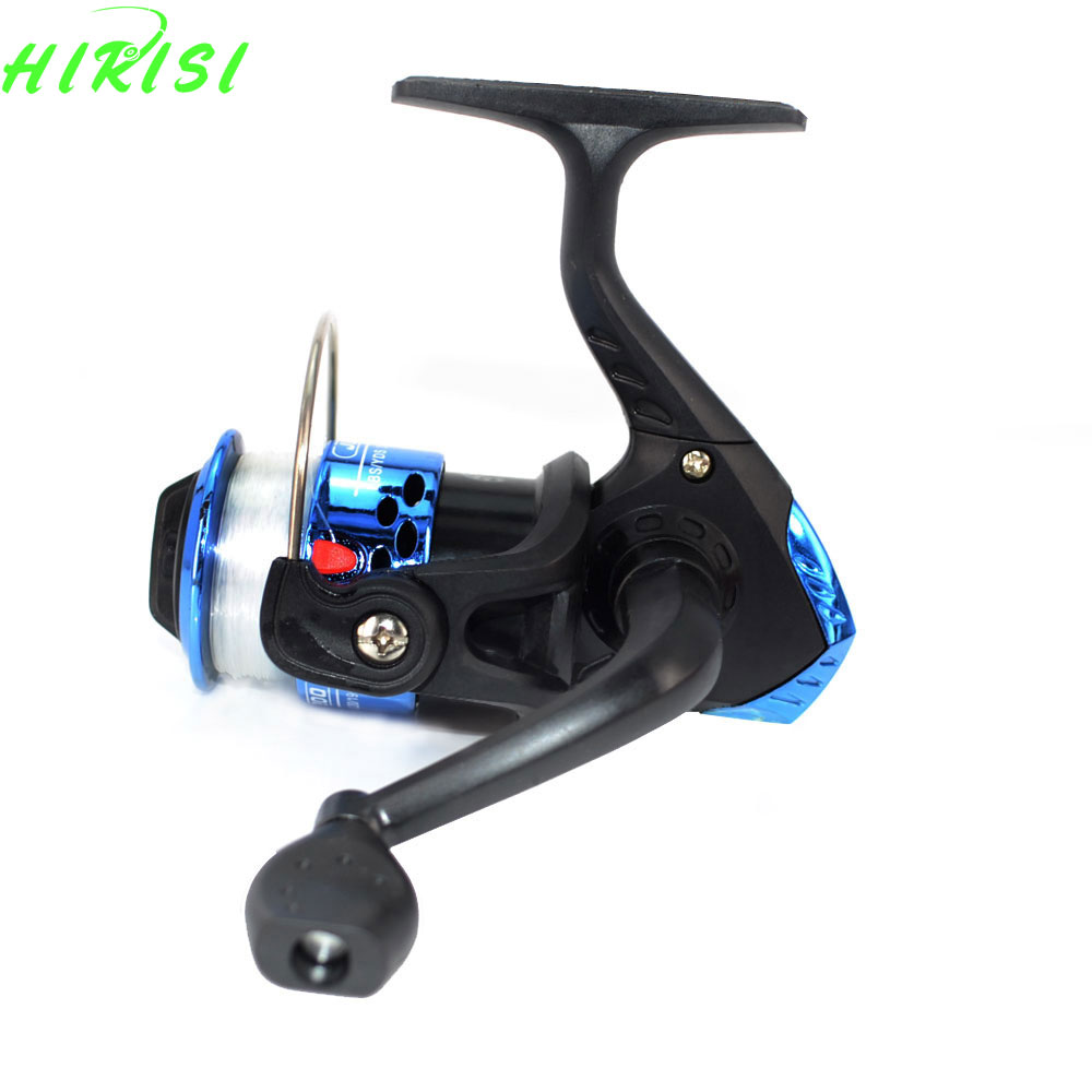 Cheap mini fishing reel spinning fishing reel gear 3 bb for Discount fishing reels