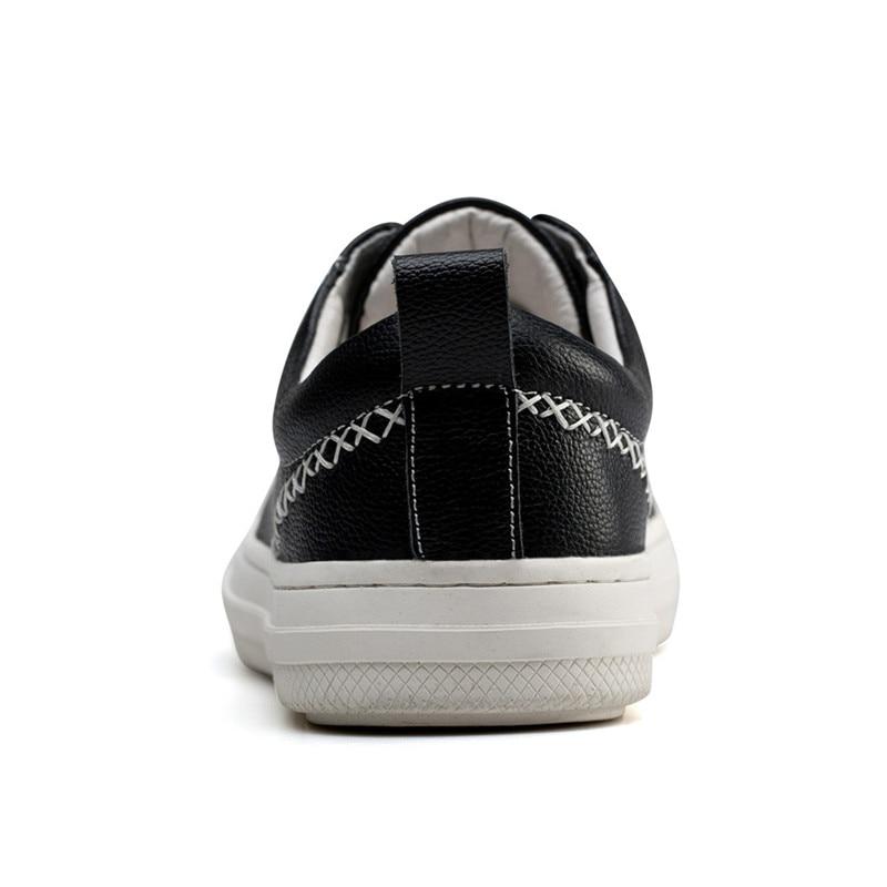 Clássico Qualidade Dos Da White Sapato Marca Estrela Sneakers Up Masculino Casuais Alta Top Sapatas Mens Shoes Calçado Lace Black Men black white Shoes Sereno Men De Couro Homens Lona vPwPq