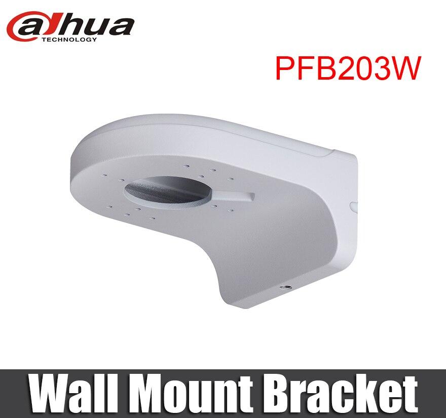 Dahua IPC-HDW4433C-A 4MP Dome IP Camera H.265 Mic Bracket Wall Mount DH-PFB203W