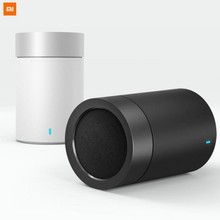 D'origine xiaomi haut-parleur version 2 canon TYMPHANY haut-parleur 1200 mah batterie xiaomi bluetooth haut-parleur 2ÈME PC + ABS matériel BT 4.1