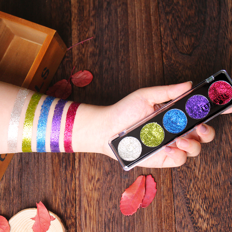 Rainbow Eyeshadow  (7)