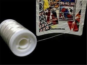 Эластичные нити диаметром 0,2 мм (200 метров) от Shinlim Magic аксессуары, карта Magic Trick Close Up Magic Props
