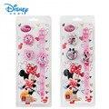 100% Genuíno relógio Da Disney Minnie Mouse relógios crianças moda dos desenhos animados assista digital