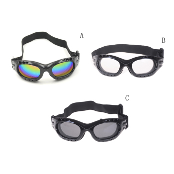 Protection Glasses Anti-shock Transparent Labor Windproof Glasses Wind Dust Tactical Safety Glasses 163 * 52MM