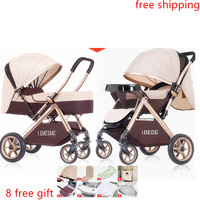Isabell style for big baby hot mom stroller 3 in 1 baby stroller 2 way side stroller bassinet 2 in 1 nature rubbel