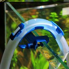18 мм аквариумная фильтрация держатель шланга для водопроводного фильтра для крепления трубки аквариума прочно удерживающий шланг фиксирующий Зажим инструмент для аквариума