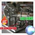 LS001 Novo Modelo de Ar Quente Do Motor Stirling Motor Gerador De Energia com Álcool Queimador Tipo Clássico