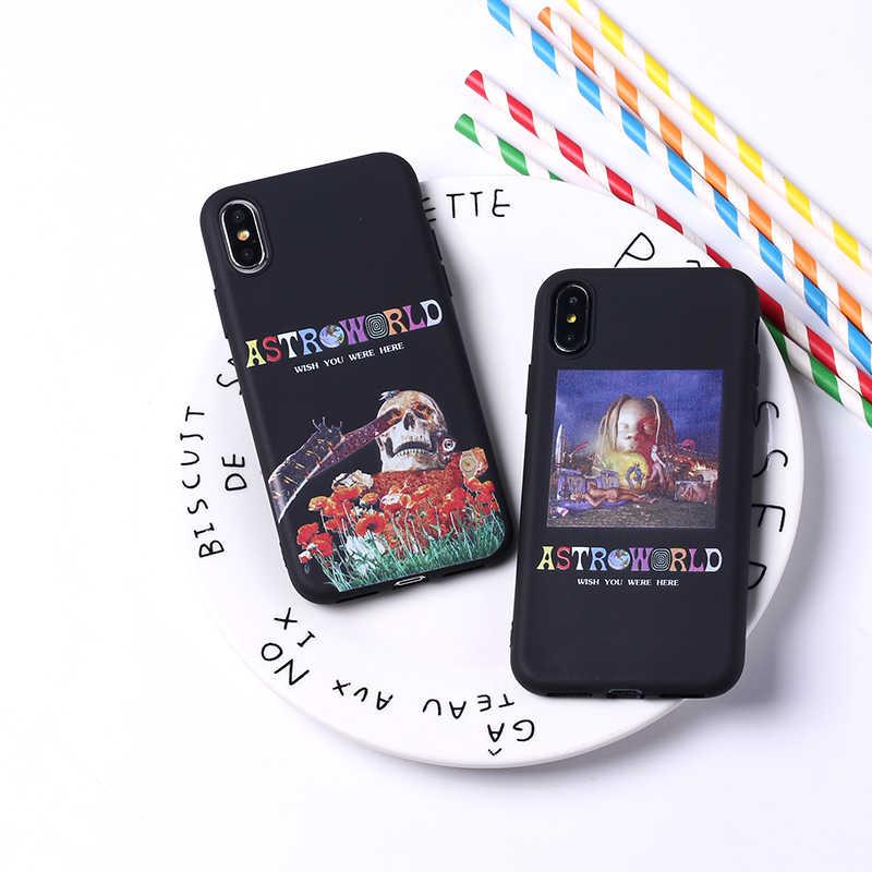 coque iphone 7 travis scott