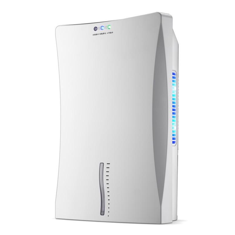 Candimill en gros maison déshumidificateur d'air semi conducteur absorbeur d'humidité électrique Commercial sécheur d'air purificateur Machine|Déshumidificateurs| |  -