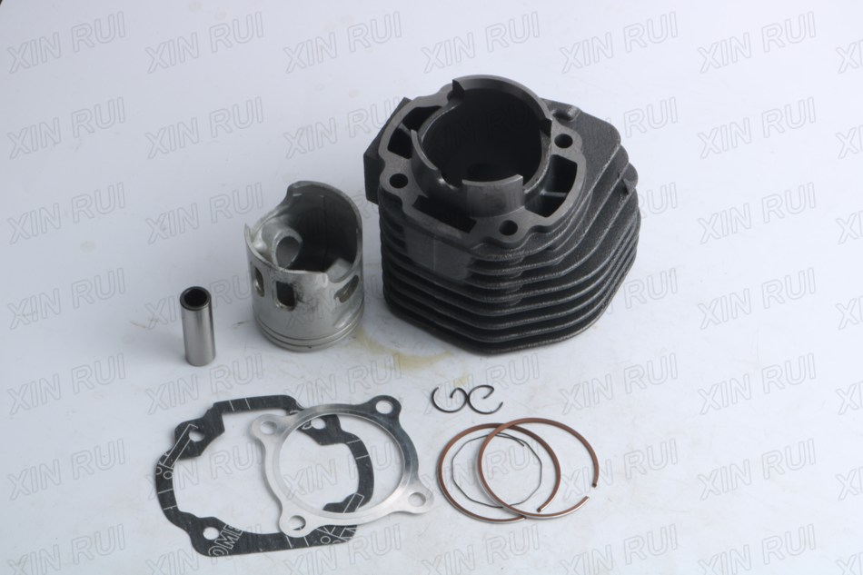 100cc ( 52mm ) CYLINDER KIT for Yamaha BWS 100 Grand AXIS, AEROX AC, NEOs 100 4VP Piston pin 14mm