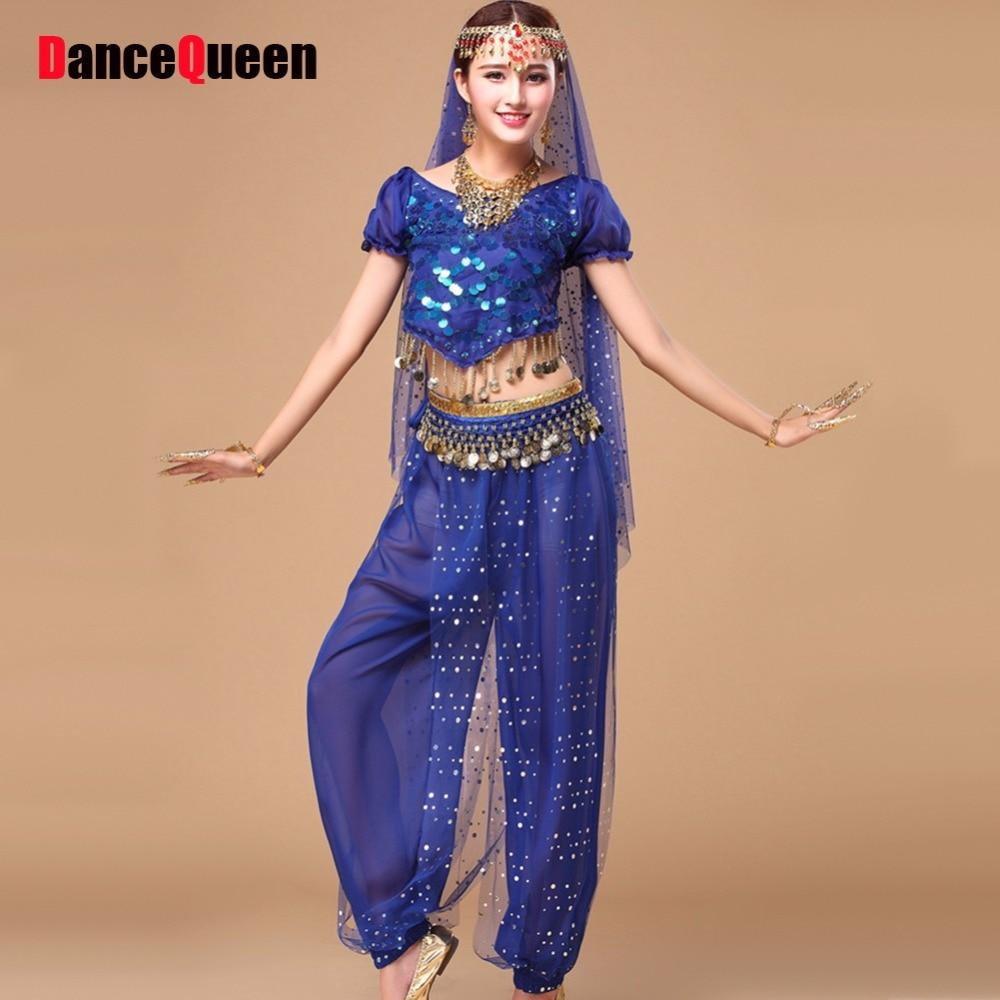 Aliexpress.com : Buy 2017 Bollywood Dance Costumes 5pcs