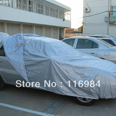 Sedan Car Cover Outdoor Sun Rain Resistant Snow Dust Protection SIZE S M L XL XXL XXXL