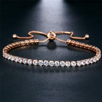 Women's Romantic Elegant Gold and Silver Bracelet Bracelets Jewelry Women Jewelry Metal Color: BJCS71051