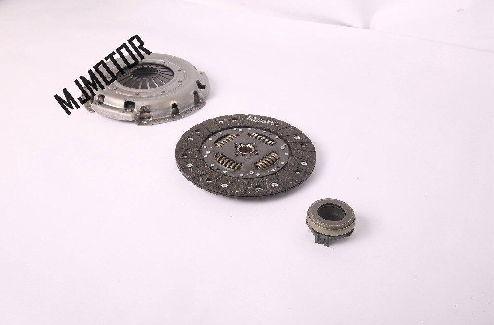 3pcs kit Clutch Pressure Plate Clutch Disc Release Bearing for Chinese SAIC ROEWE550 MG6 1 8T