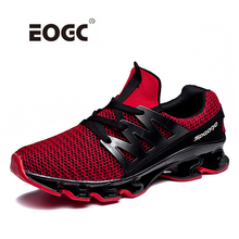 Plus Size Outdoor Men Sneakers Mesh Lightweigh Breathable Shoes Comfortable Casual Walking
