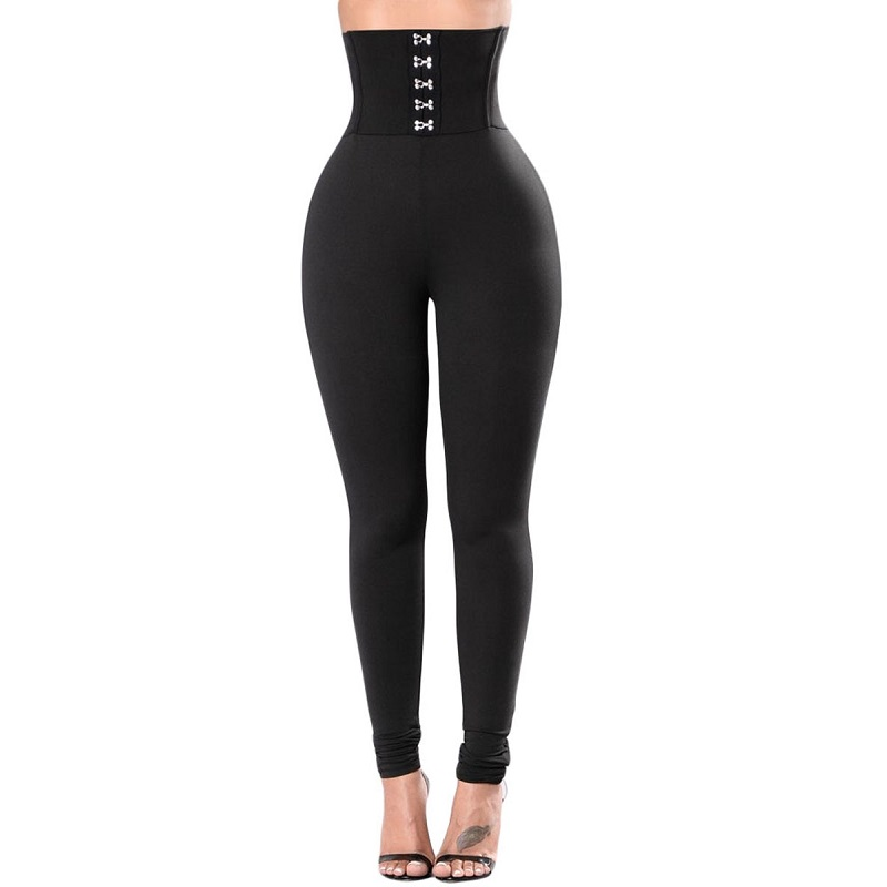 Women's Leggings Solid Color High Waist Skinny Sport Leggings Sexy Slim Tight Clothing For Women Leggings For Fitness