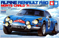 Tamiya 24278 1/24 автомобиля комплект Renault Alpine A110 1971 Monto карло ралли
