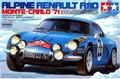 Tamiya 24278 1/24 Scale Model Car Kit Renault Alpine A110 1971 Monto Carlo Rally