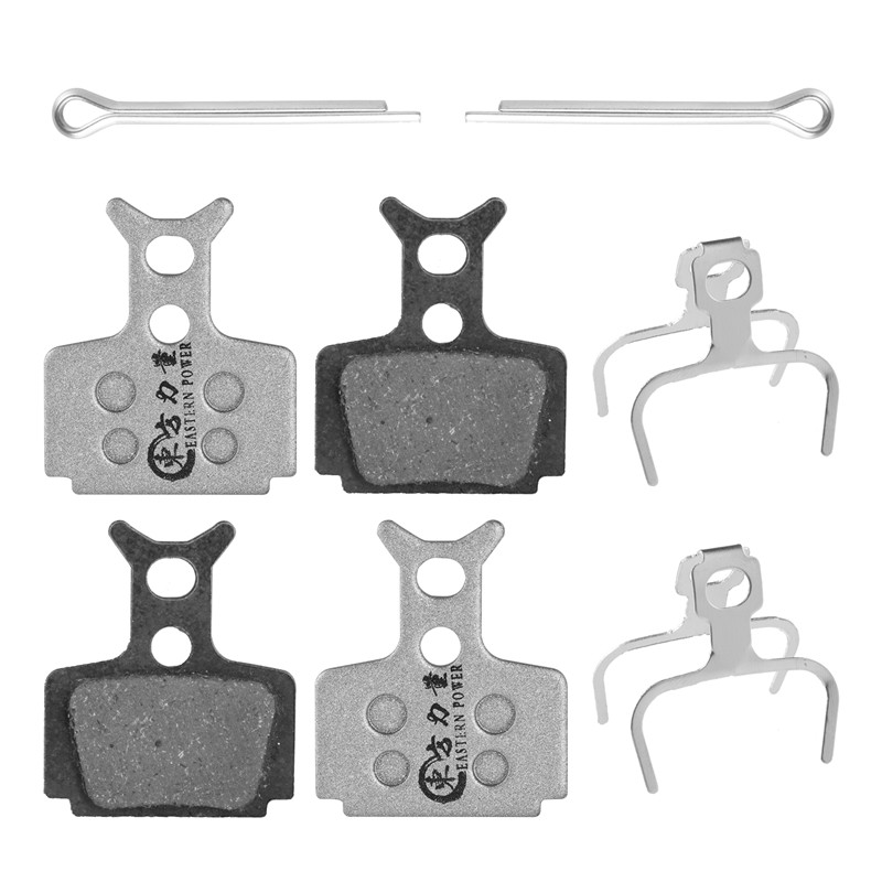 Brake pads for Formula R1 Mega The One FR C1 CR3 Metallic Disc RX T1 RO R1R