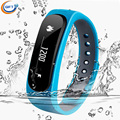 GFT Bluetooth E02 Wristwatch Waterproof Wearable Smartwatch Heart Rate Sleep Monitor Smartband For Android Wearable Devices