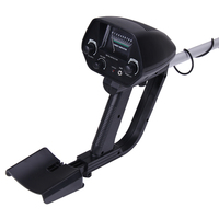 7 2 9 6V Professional Underground Metal Detector Gold Detector 5 0KHz 70mA Handheld Mining Working