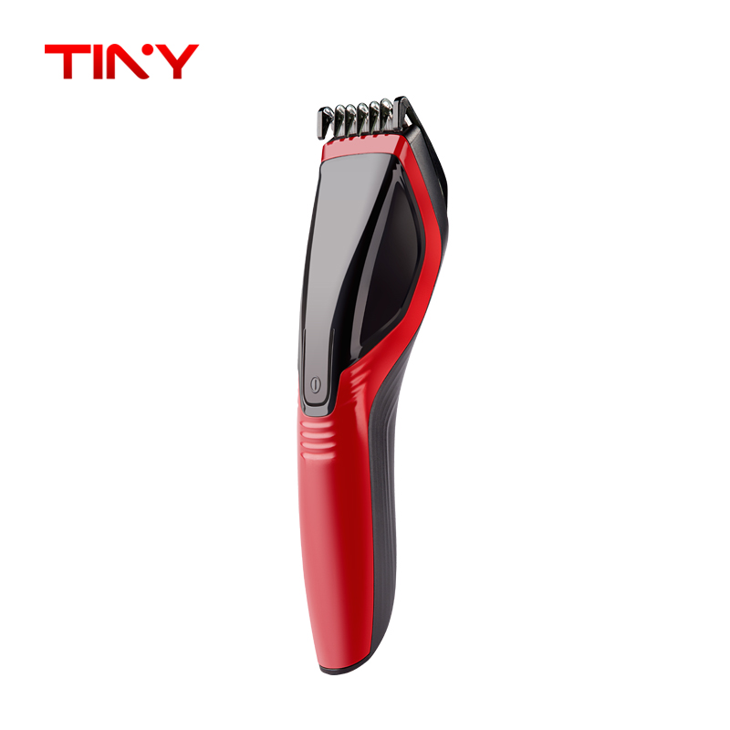 TINY Professional Rechargeable Electric Men Clipper Ceramic Blade Hair  Trimmer Razor Cutter barber Tools hair cutting machine hair clipper barber scissors carved carving tools rechargeable hair trimmer adult child modeling stencil lettering