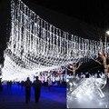 UE 50 M 300 de Fadas LEVOU luzes De Natal Ao Ar Livre indoor Decorativa Twinkle Luzes Cordas Garland luces navidad 8 Modos 11 S